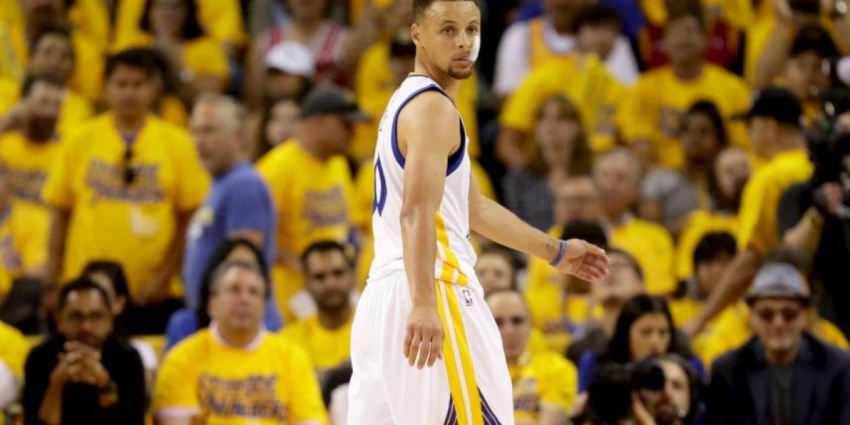 Stephen Curry se baja de los Juegos Olímpicos de Rio de Janeiro