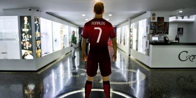 El museo de Cristiano Ronaldo es ampliado en su natal Madeira