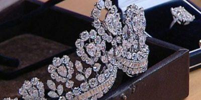 También las joyas de Eva Perón. Foto:vía Getty Images