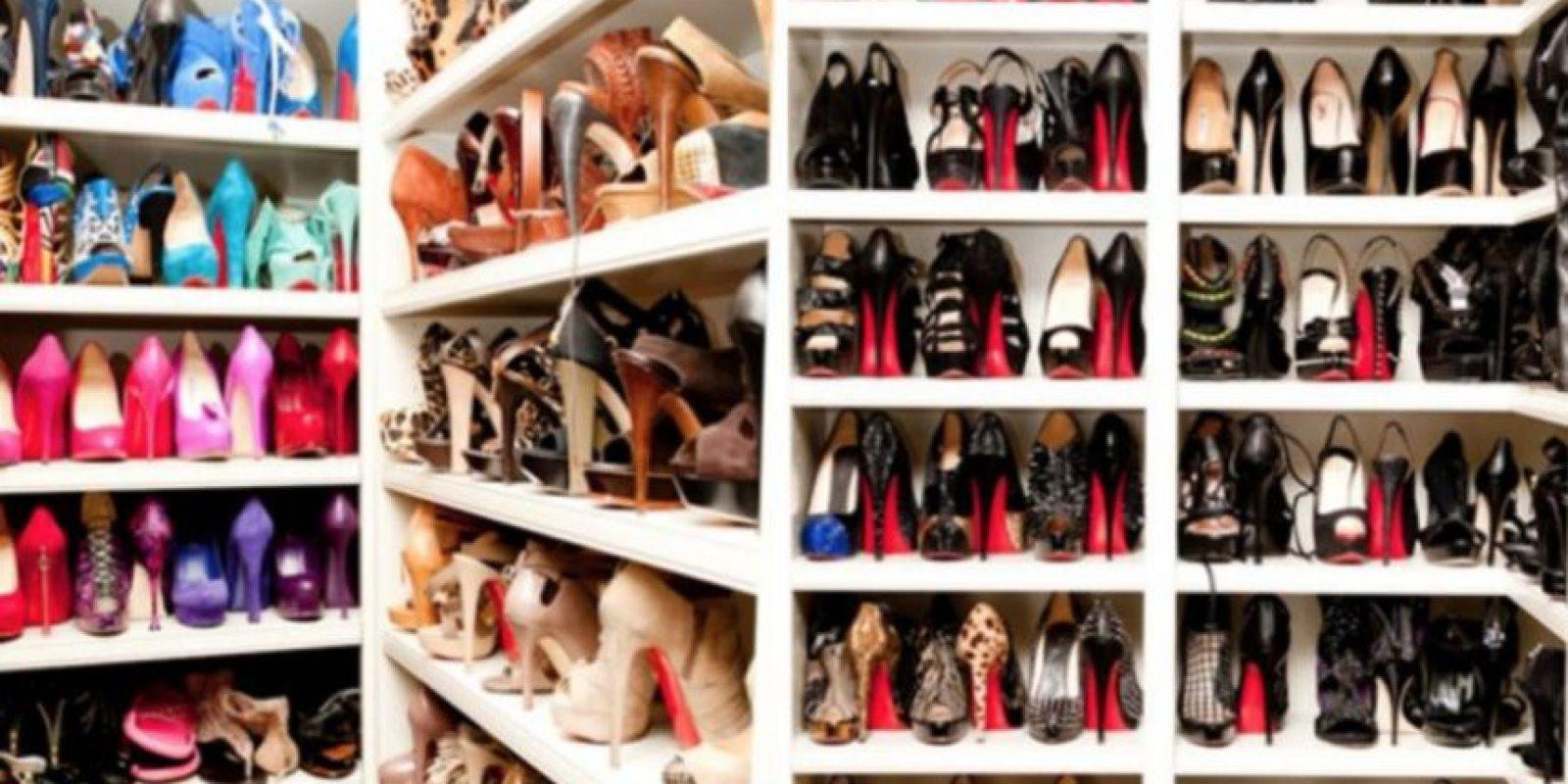 Griselda Blanco llegó a tener un armario repleto de zapatos. Foto:vía Pixabay
