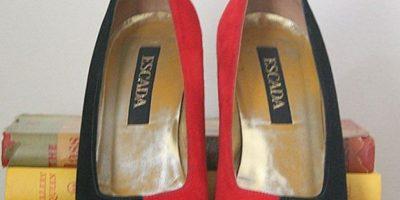 Era asidua clienta de grandes firmas de moda. Foto:vía Escada