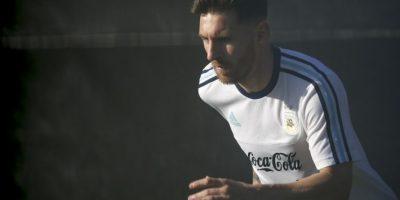 #CopaAmérica es oficial: Lionel Messi no es titular contra Chile