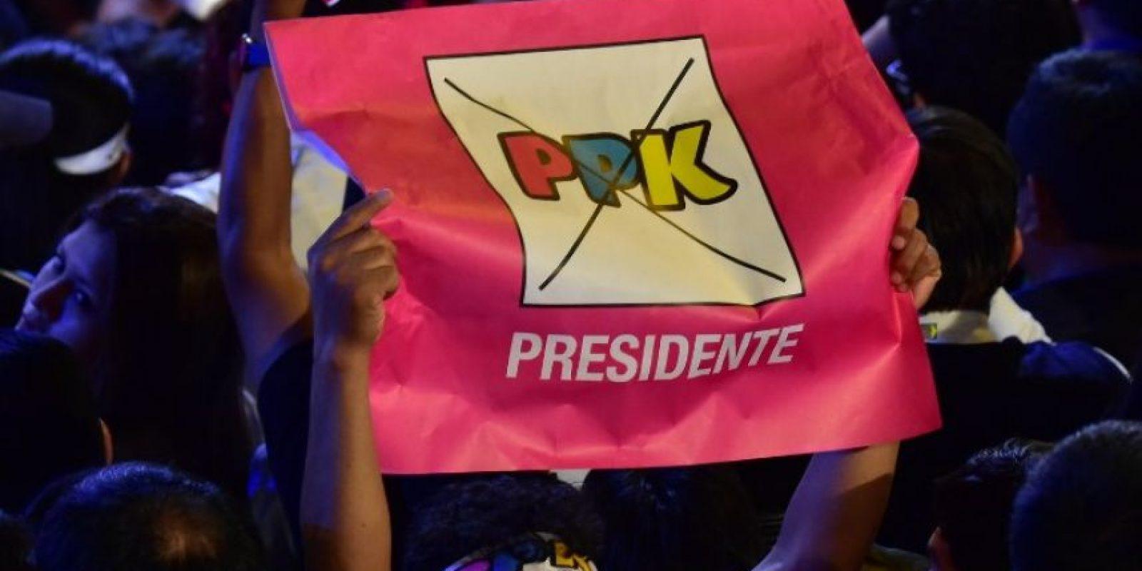 El ONPE aún no se pronuncia por un ganador Foto:AFP