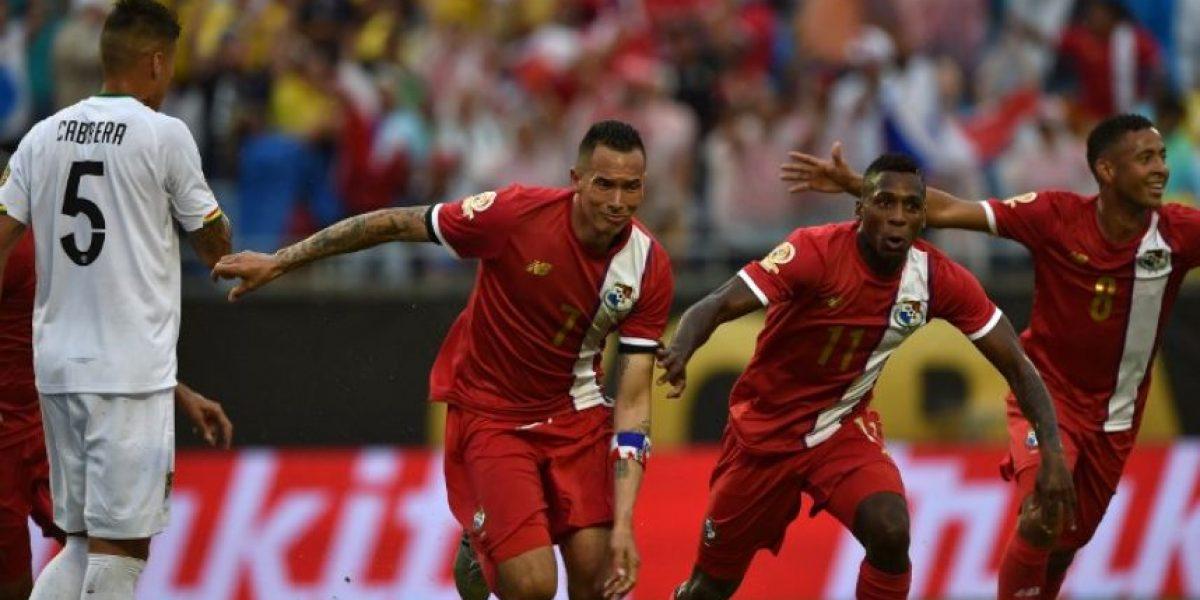 #CopaAmérica Panamá logra una agónica victoria sobre Bolivia