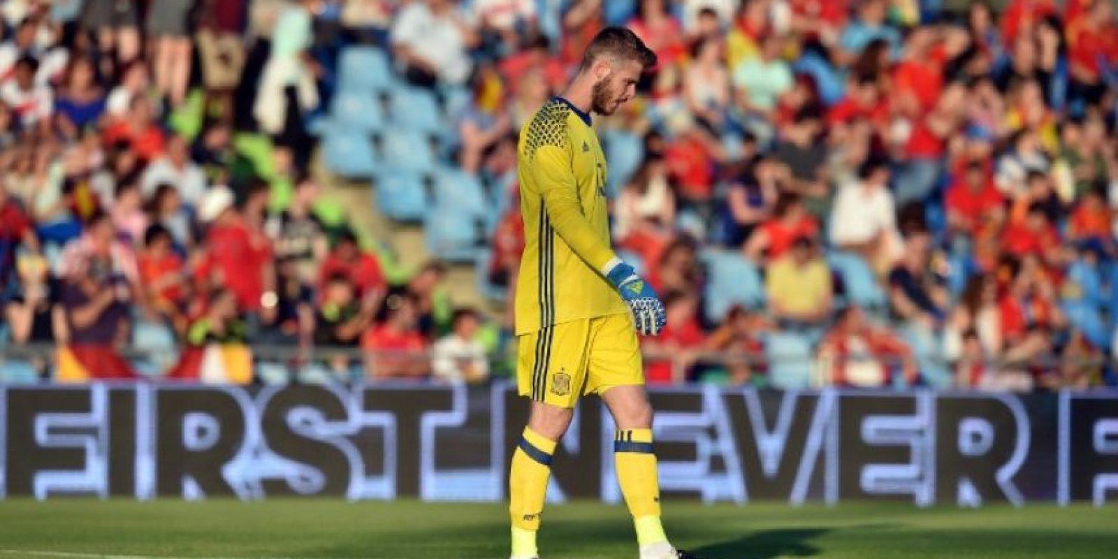 España registró su peor derrota en la historia Foto:AFP