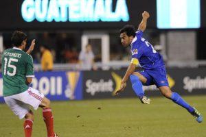 El delantero es considerado por muchos el mejor futbolista que ha representado a Guatemala. Foto:Publisport