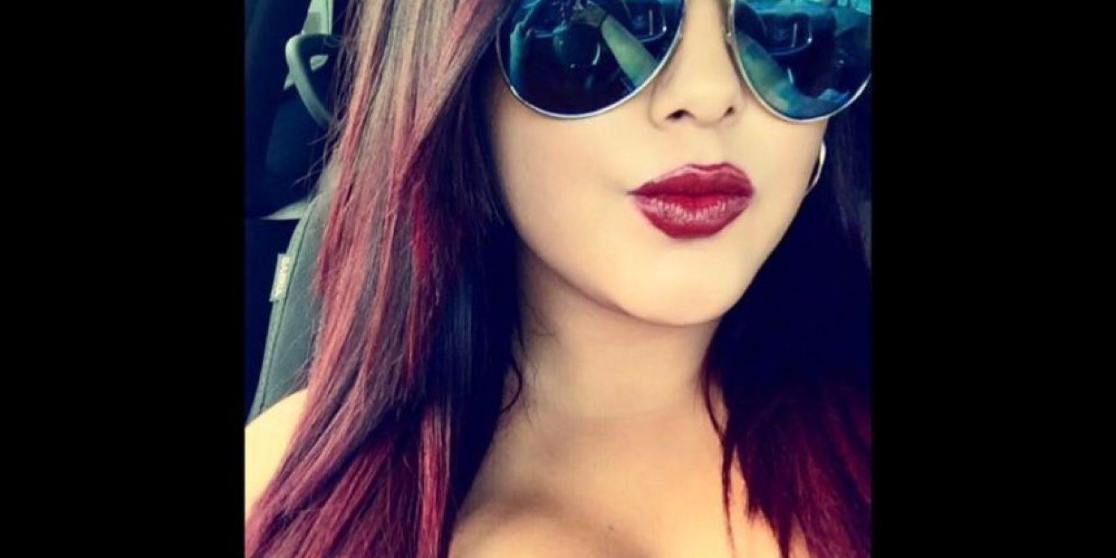 La profesora Alexandria Vera, de 24 años, quedó embarazada de un alumno de 13 años; pero decidió abortar cuando comenzó la investigación en su contra Foto:Facebook – Archivo