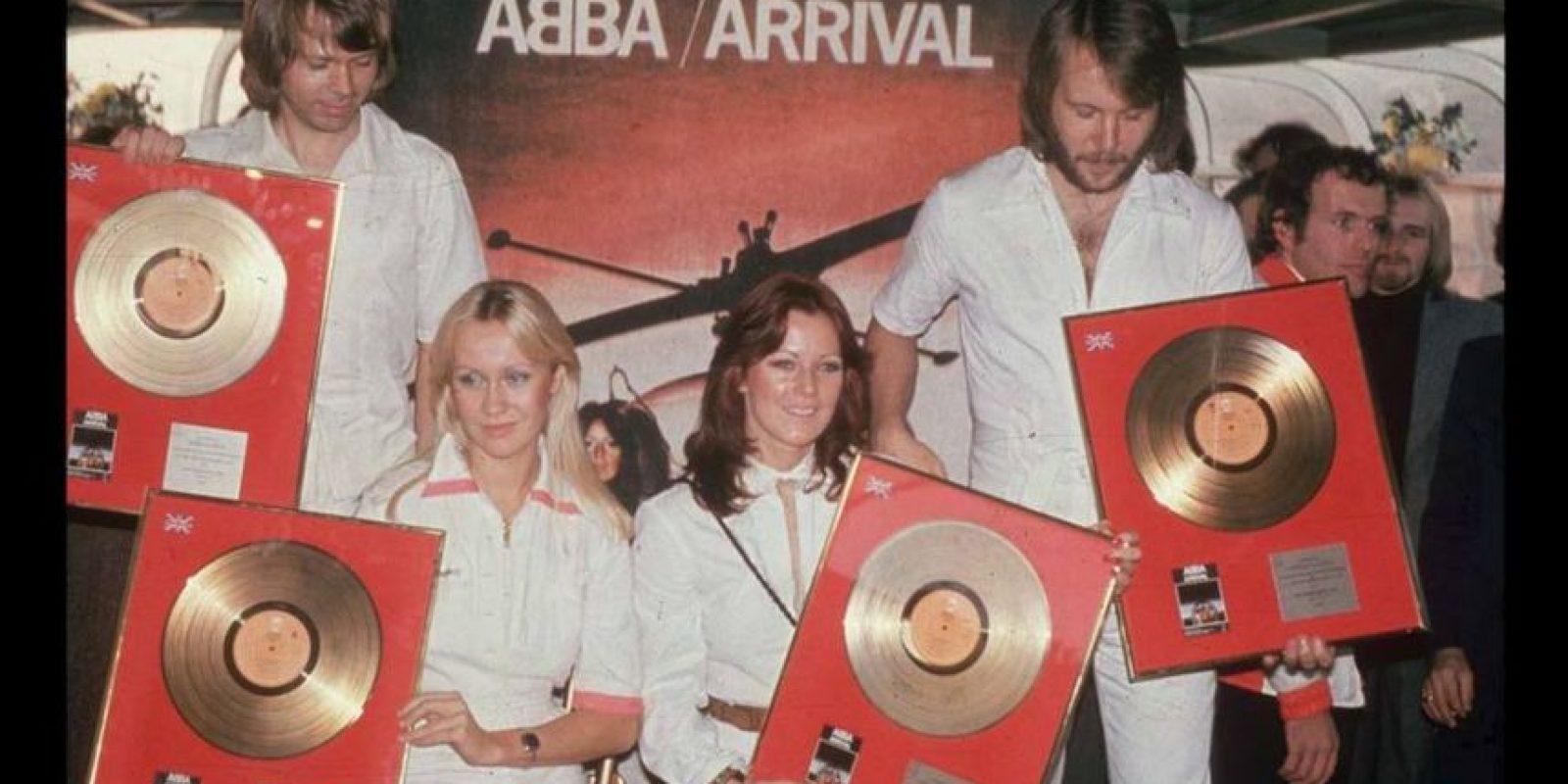 """La obra de teattro musical """"Mamma mia!"""" está basada en sus grandes éxitos. Foto:Getty Images"""