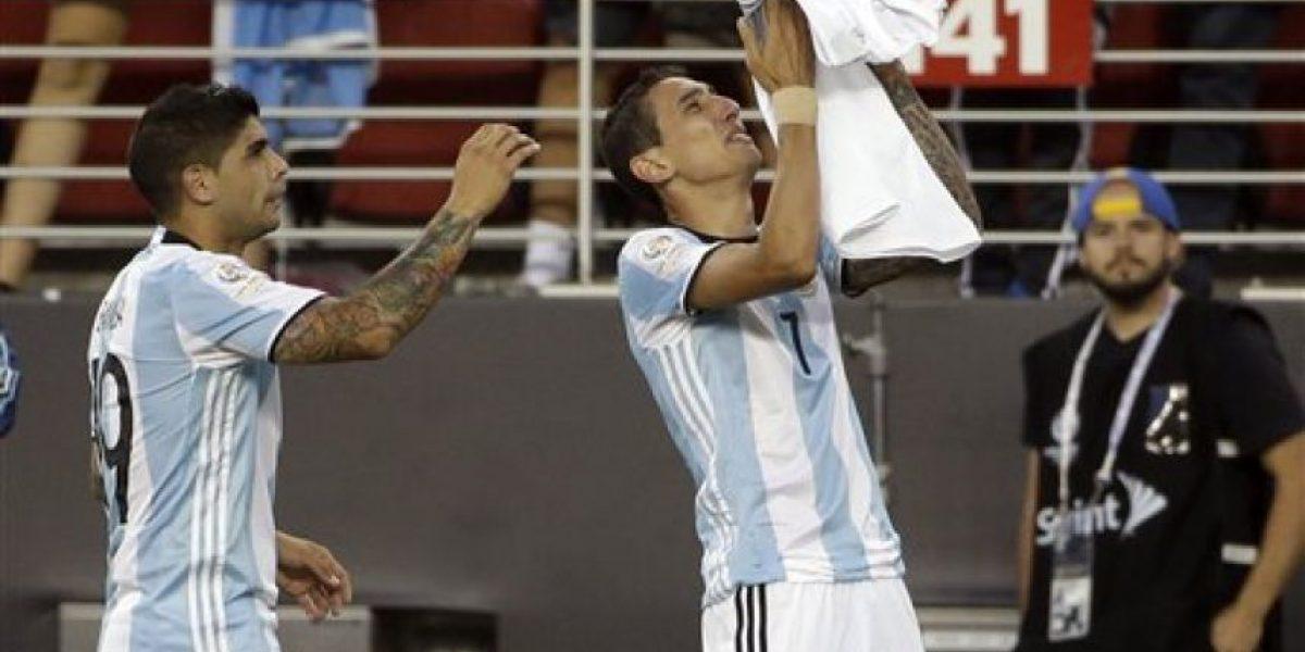 #CopaAmérica ¿A quién le dedicó su gol con lágrimas en los ojos Di María?