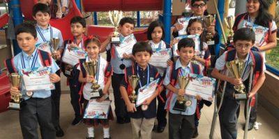 Ellos son algunos de los mejores estudiantes guatemaltecos en matemática