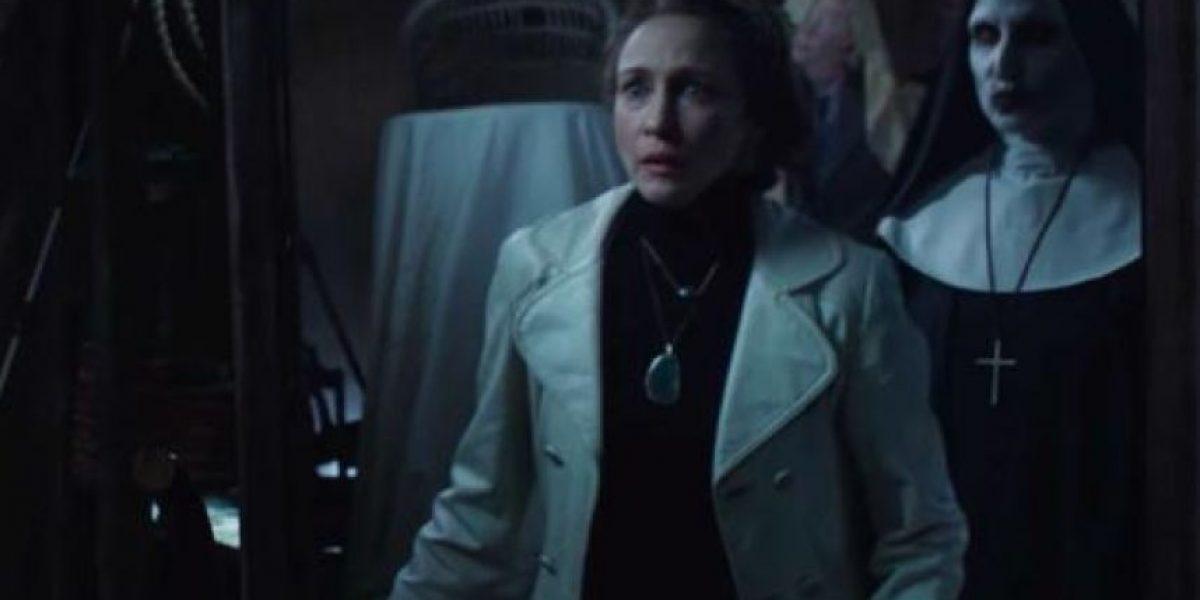 """VIDEO. ¡Mira el detrás de cámaras de """"El Conjuro 2""""!"""