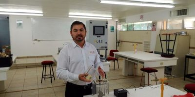 ¡Increíble! Ingeniero utiliza orina para calentar agua