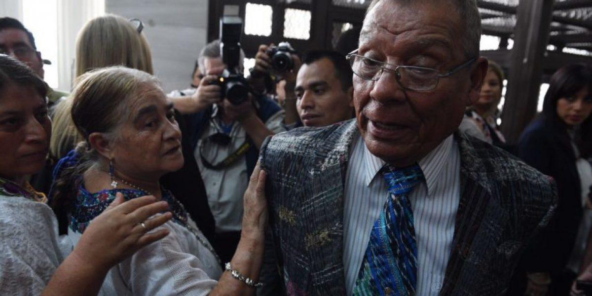 Envían a juicio a Benedicto Lucas García y a otros siete militares retirados en caso #Creompaz
