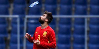 """Además, desde que """"agradeció"""" a Kevin Roldán por el título que consiguió en la Liga de España con Barcelona, también se ganó el odio Foto:Getty Images"""