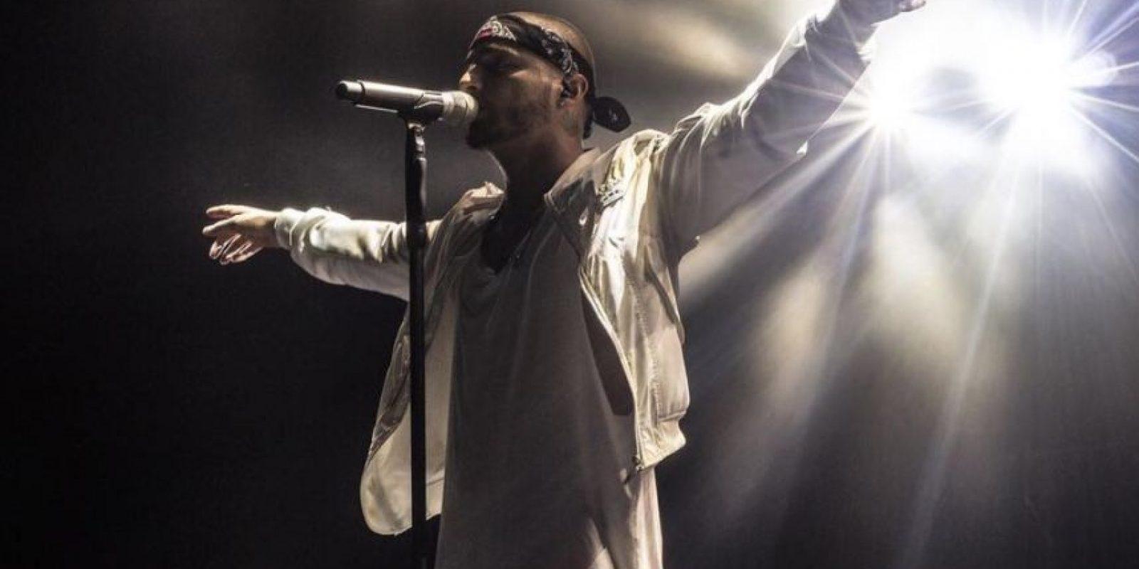 Dio su concierto como siempre. Foto:vía Instagram/ maluma