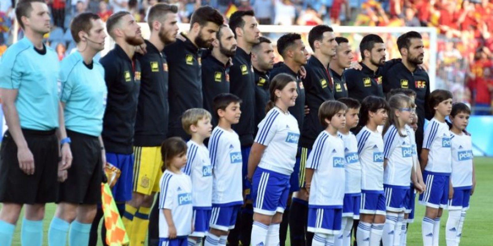La actuación del portero del Manchester United no convenció a los aficionados que pidieron la titularidad de Casillas. Foto:AFP