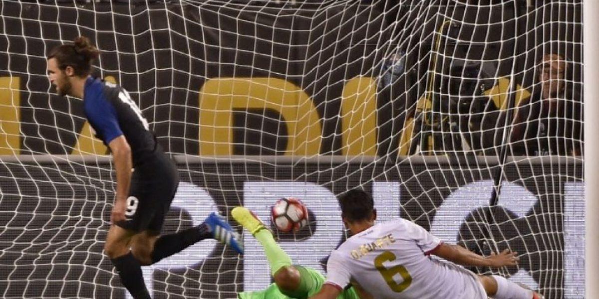 #CopaAmérica Cuatro goles que ponen a Costa Rica contra la pared