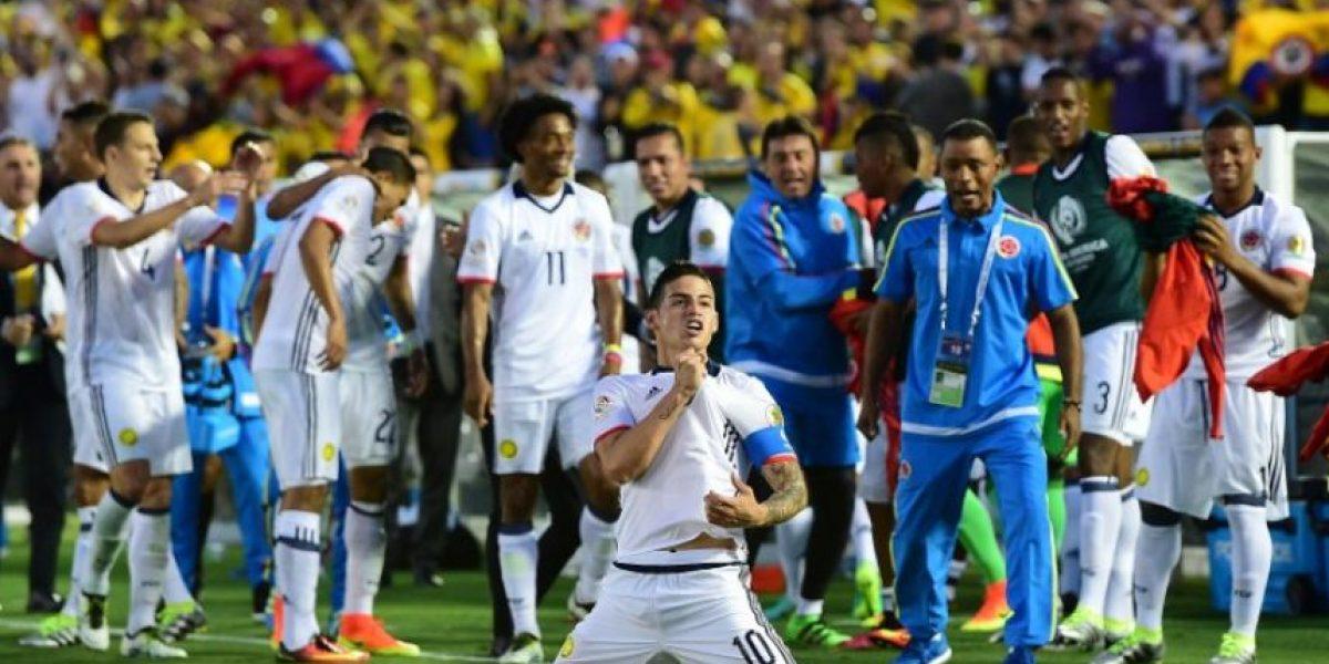 #CopaAmérica Colombia gana y se asegura el pase a cuartos de final