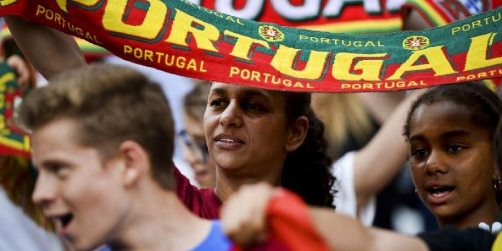 CR7 y Portugal ya esperan su debut en la Euro el 14 de junio contra Islandia. Foto:AFP