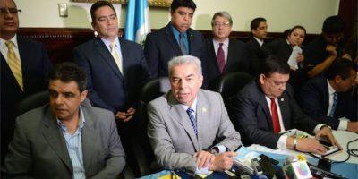 CSJ da trámite a antejuicio contra tres diputados, entre ellos Luis Rabbé