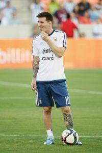Que puede debutar en la Copa América ante Panamá este viernes. Foto:Getty Images