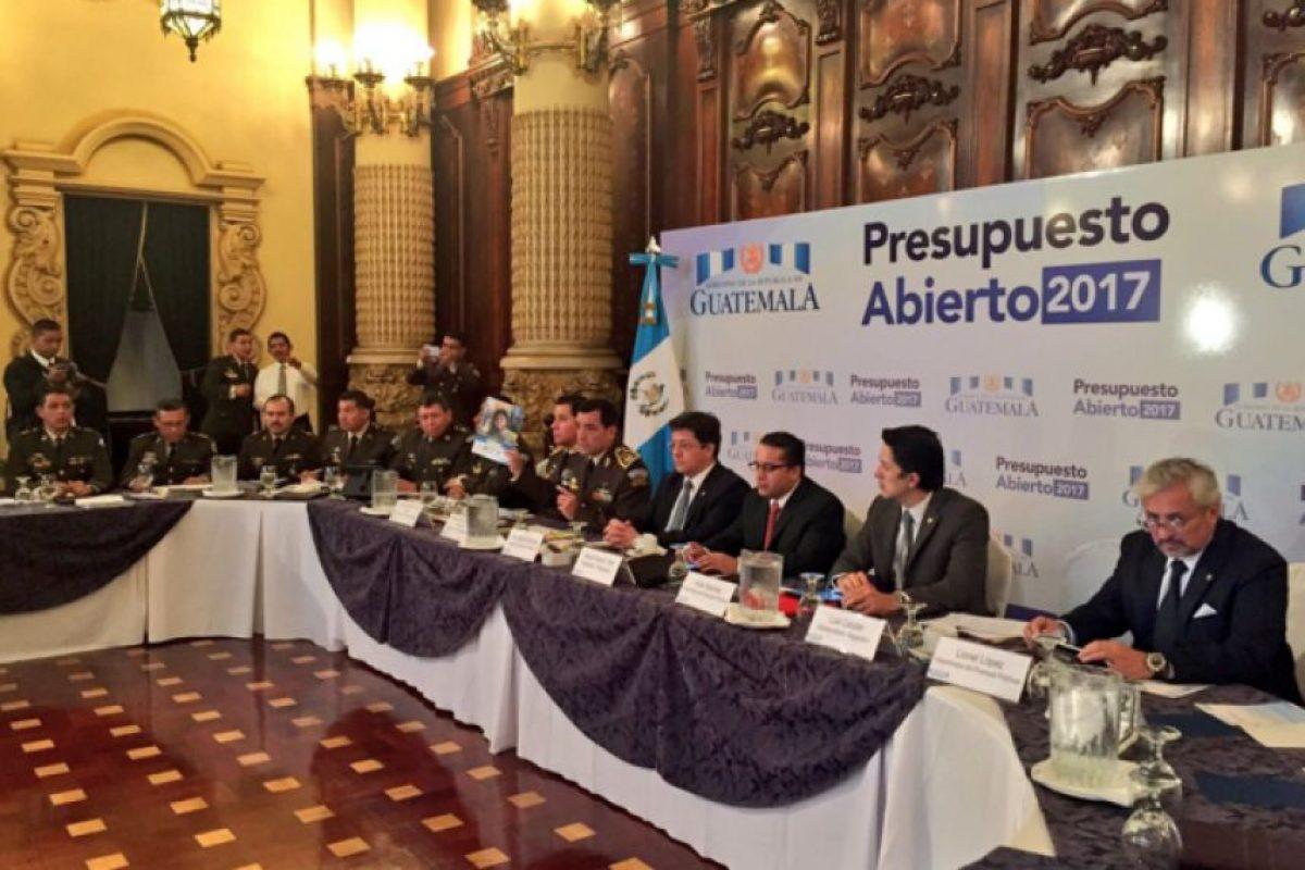 Foto:Ministerio de la Defensa