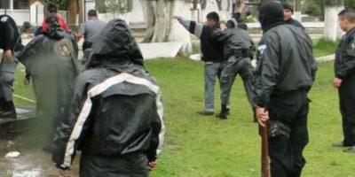 Localizan una granada en poder de los reos de la cárcel Cantel,  Quetzaltenango
