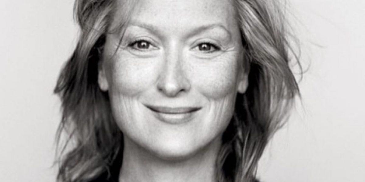 VIDEO. Meryl Streep se disfraza de Donald Trump e imita al empresario