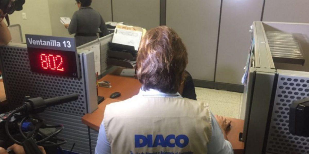 Diaco denuncia a empresas distribuidoras por incremento al precio del gas propano