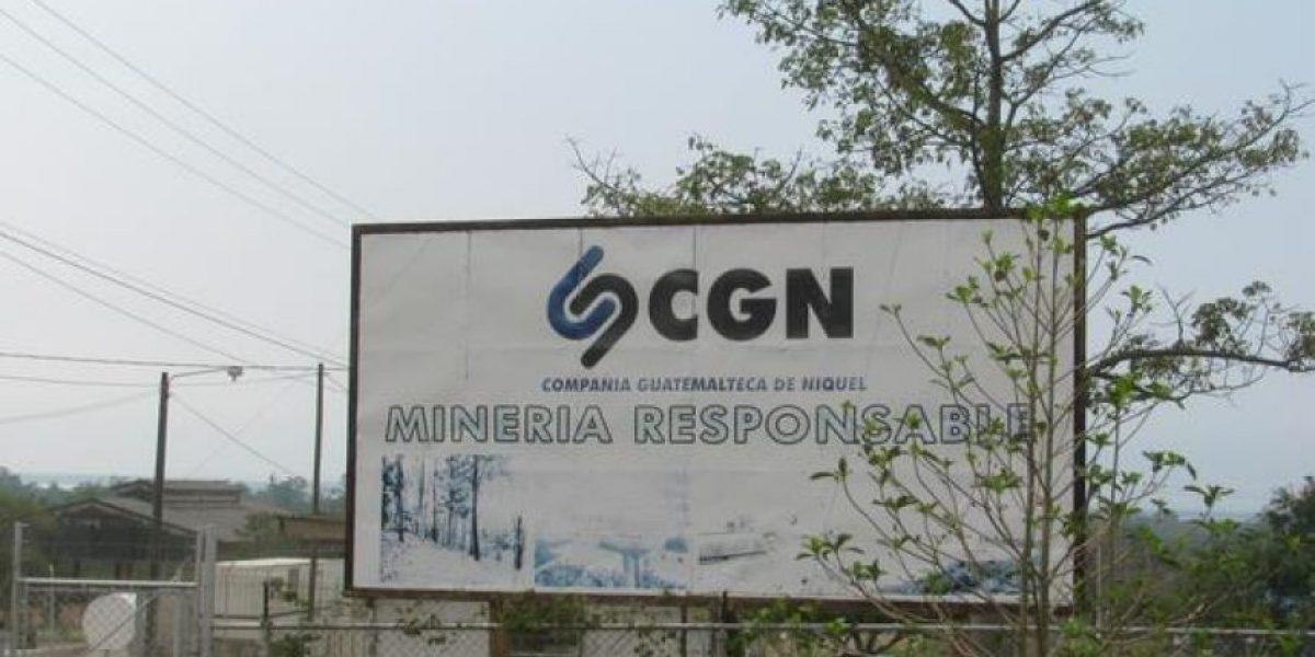 Confirman orden judicial para suspender proyecto minero en Izabal