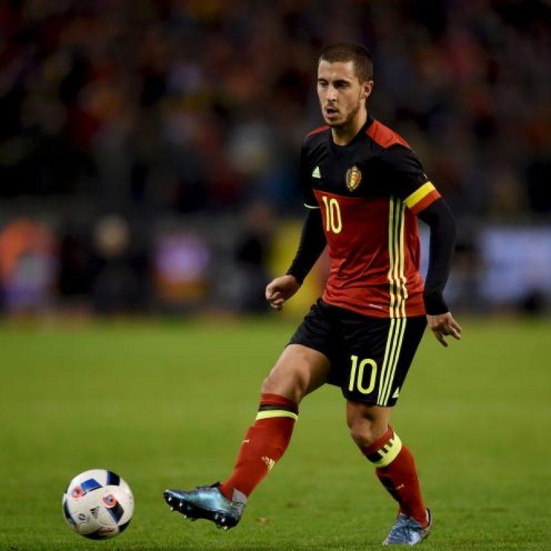 Eden Hazard (Bélgica) – 70 millones de euros Foto:Getty Images