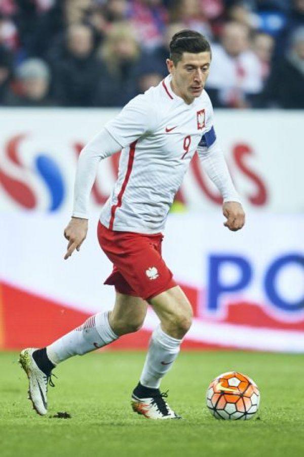 Robert Lewandowski (Polonia) – 75 millones de euros Foto:Getty Images
