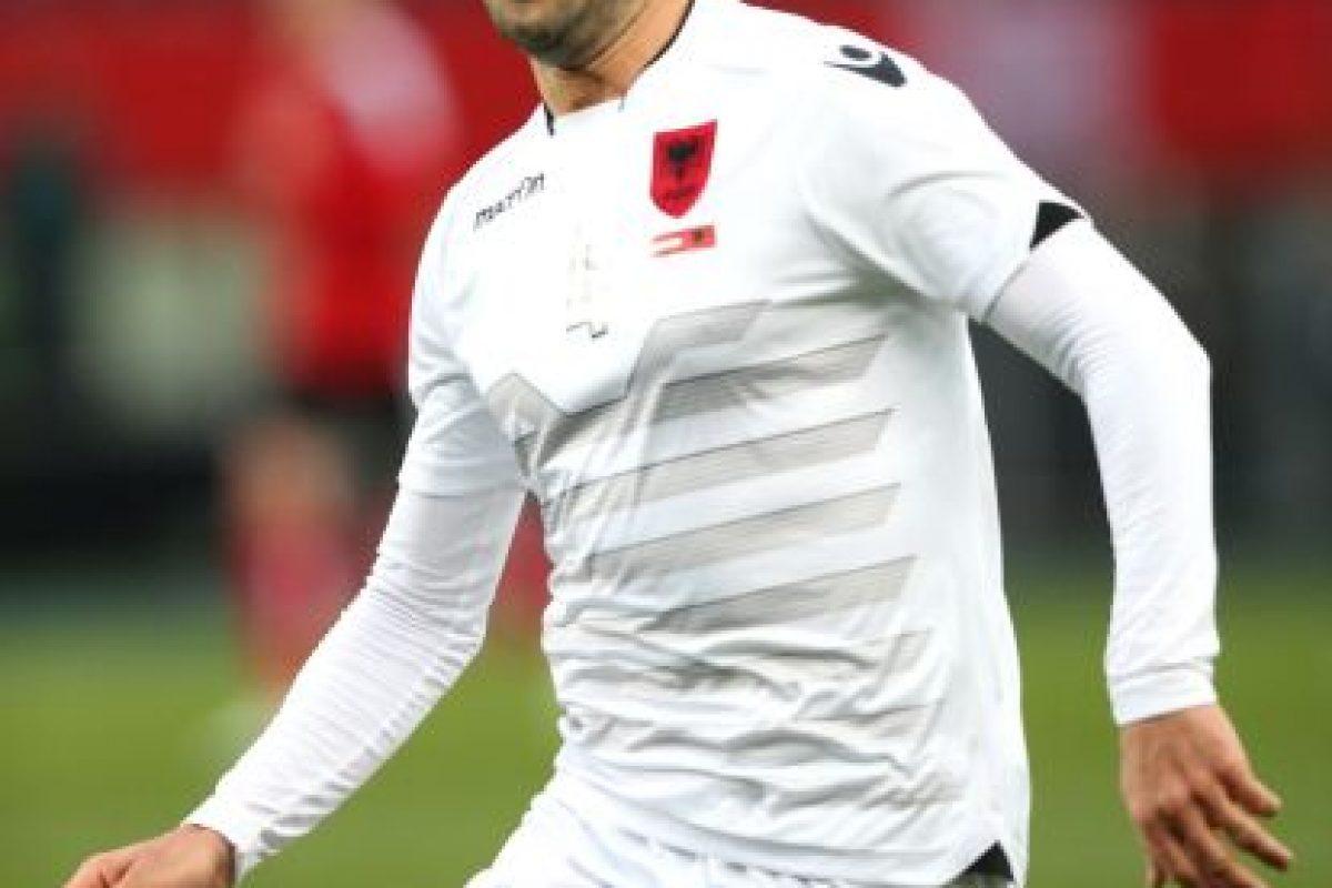 A diferencia del resto de los jugadores nombrados, el albanés ya no es tan joven. Sin embargo, tuvo su gran temporada este año y se transformó en una pieza fundamental del Napoli y ahora también lo será en una ilusionada selección de Albania. Foto:Getty Images