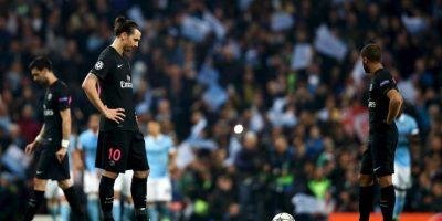 El delantero sueco dejó el PSG y es una de las vedettes del fútbol Foto:Getty Images