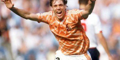 Fue uno de los grandes artífices del campeonato de la Eurocopa que consiguió Holanda en 1988 y se transformó en el campeón de aquel torneo Foto:Getty Images