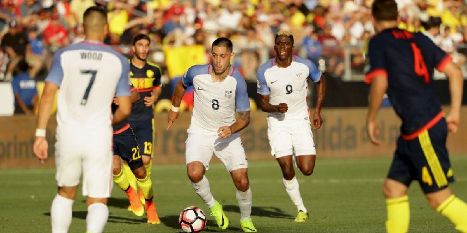 Pues cayeron en el debut con Colombia Foto:Getty Images