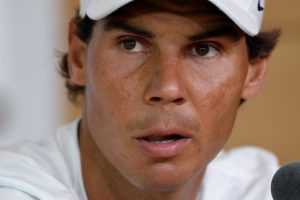 El tenista español anunció oficialmente que no podrá jugar en el torneo que se disputa en el All England Club. Foto:AFP