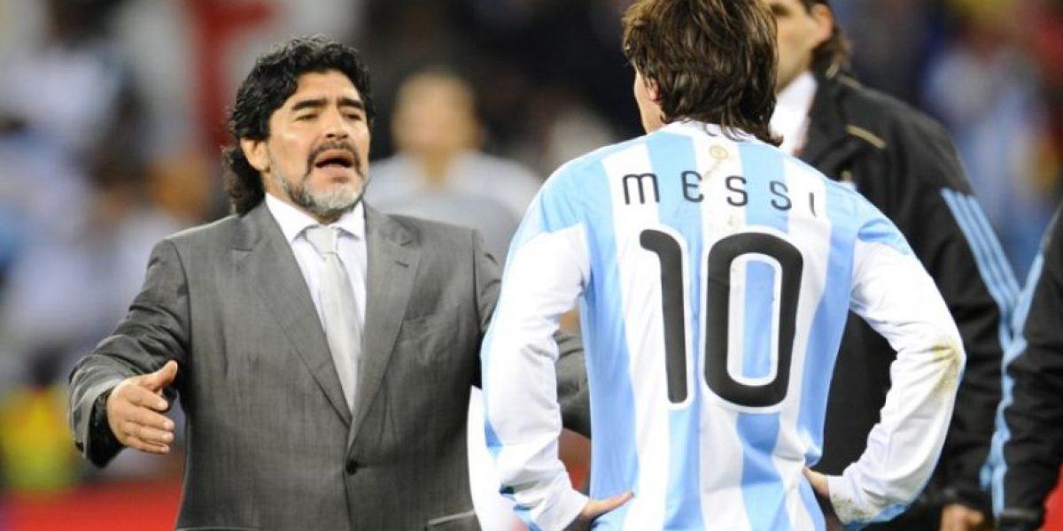 VIDEO. Esta es la última crítica de Diego Maradona a Lionel Messi