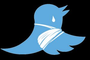 Twitter ha estado en problemas, pues su valor en la bolsa ha bajado. Foto:Tumblr