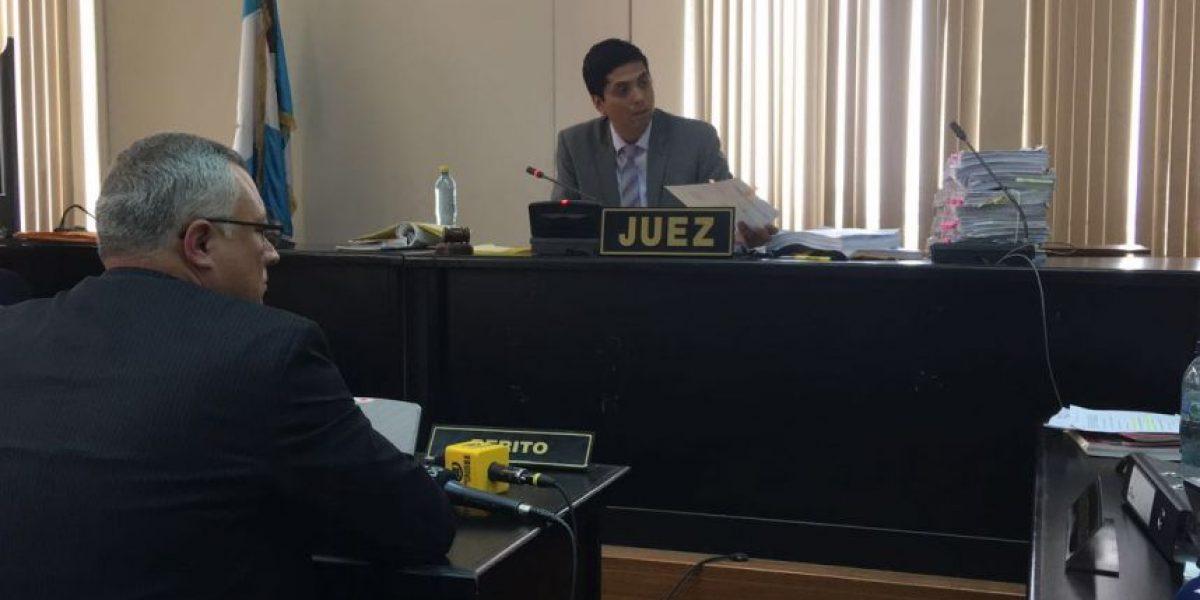 Juez Mynor Moto deja libres a los implicados en el caso #BufeteDeLaImpunidad