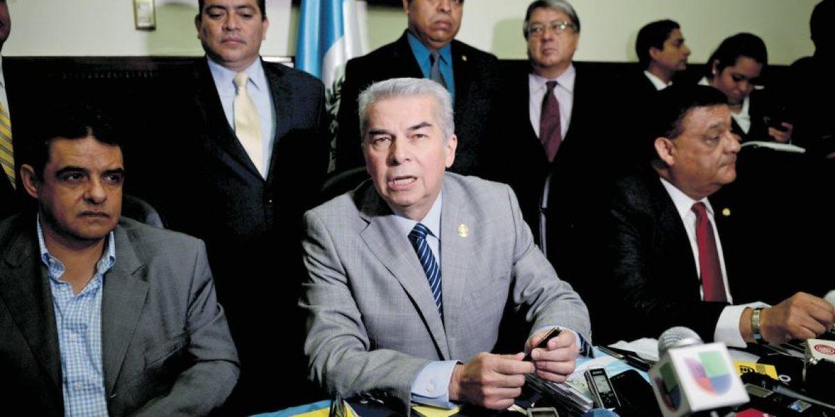 Tres antejuicios contra Rabbé, Crespo y Chutá serán investigados por pesquisidores