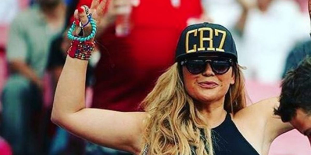 Conoce a Katia Aveiro, la sexy hermana de Cristiano Ronaldo