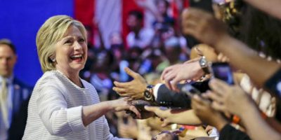 5 claves del discurso de la histórica candidata Hillary Clinton