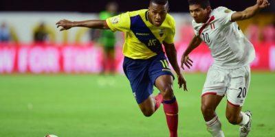 Resultado del partido Ecuador vs. Perú, Copa América Centenario 2016