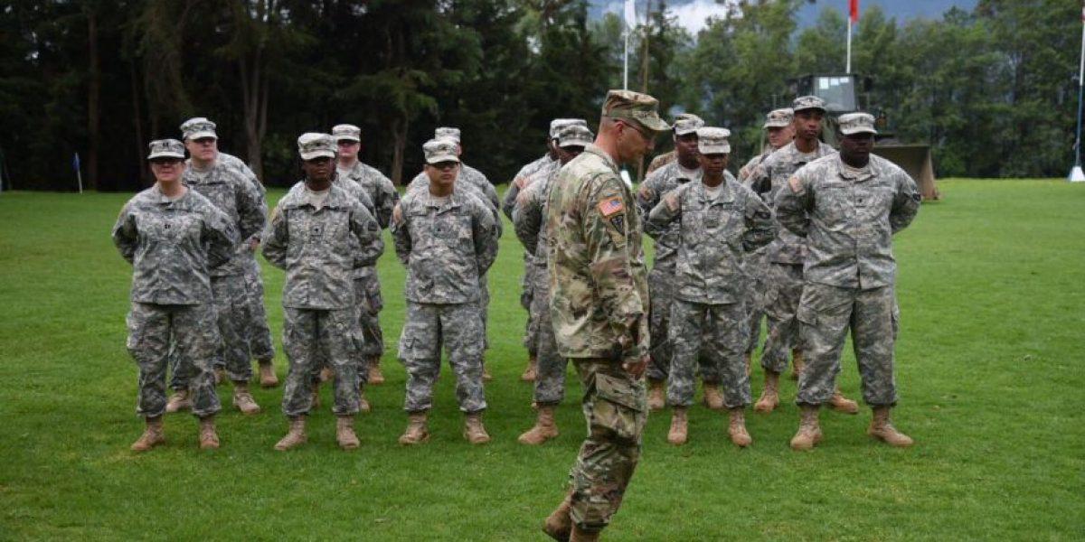 Ejércitos se unieron para construir escuelas, clínicas y llevar jornadas médicas en San Marcos