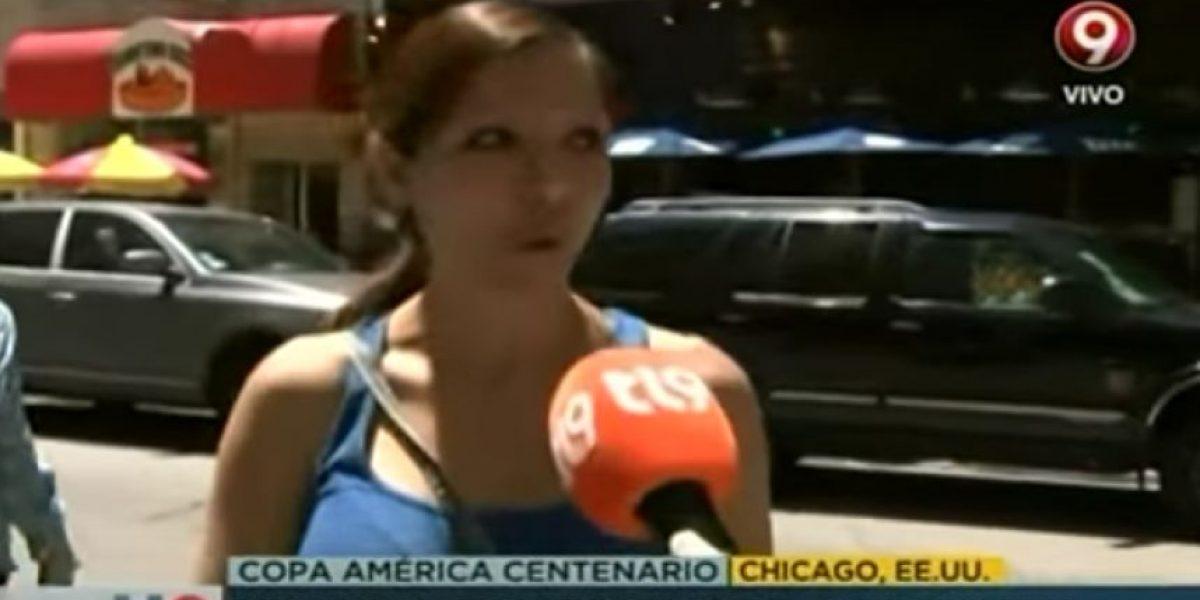 VIDEO. Lo que no se supo de la señora que burló la seguridad de Messi