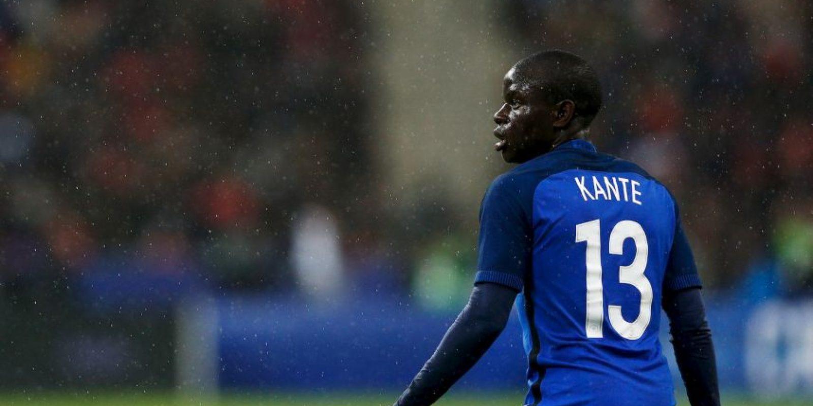N Golo Kanté es otro de los jugadores musulmanes que tampoco podrá seguir al pie de la letra uno de los pilares del Corán Foto:Getty images