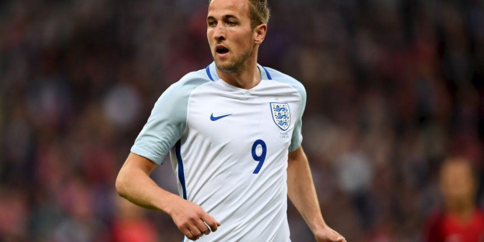 Harry Kane es uno de los representantes del fútbol inglés Foto:Getty Images