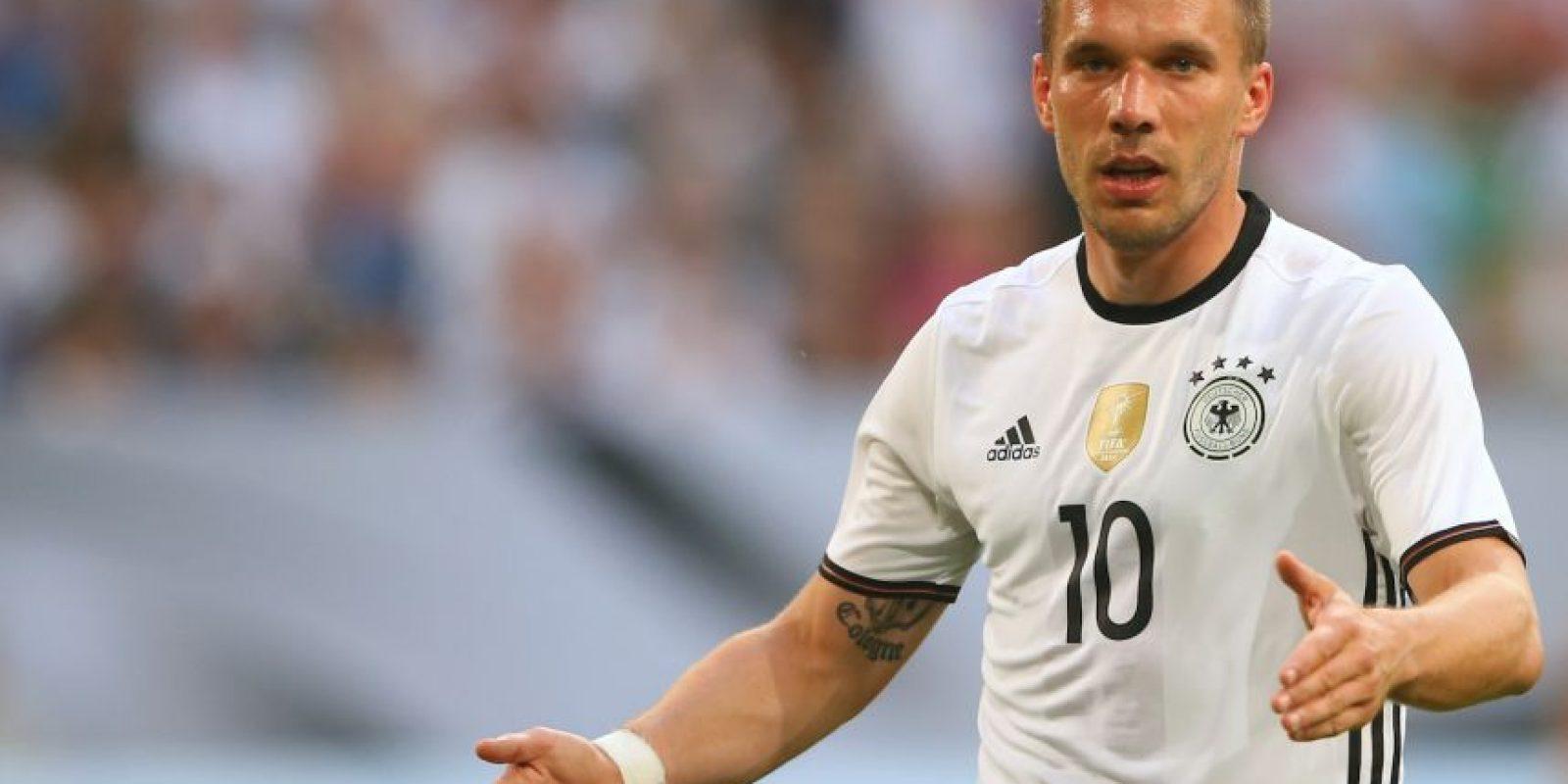Lukas Podolski es uno de ellos Foto:Getty images