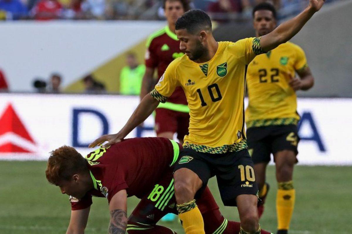 Jamaica, por su parte, cayó en el primer partido ante Venezuela y espera lavar las heridas ante la poderosa selección de México Foto:Getty Images
